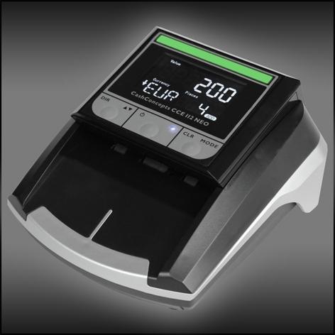 Elektronický detektor bankoviek 112 NEO