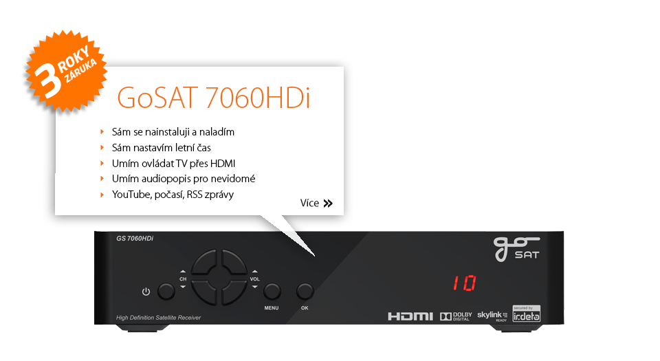 GoSAT 7060